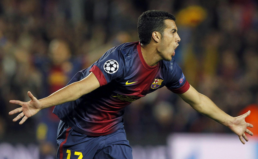 «Барселона» со скрипом проходит «ПСЖ» после двух результативных ничьих (20 фото)