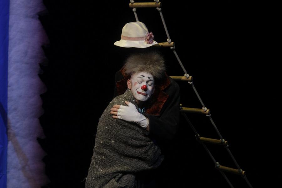 Цирк Дю Солей показал новую постановку «Alegría» в Риге (10 фото)