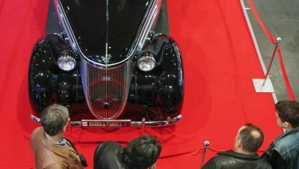 VII Retro & Exotica Motor Show в Киеве (5 фото)
