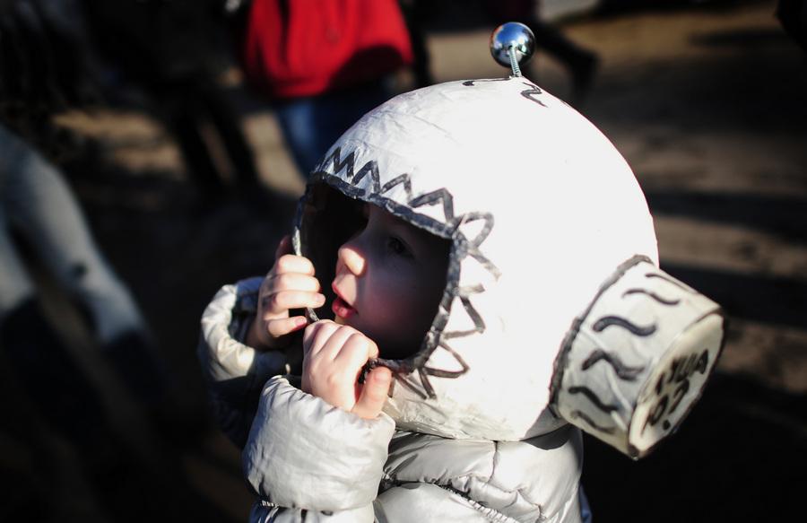 Народный «космический праздник» на ВВЦ (10 фото)