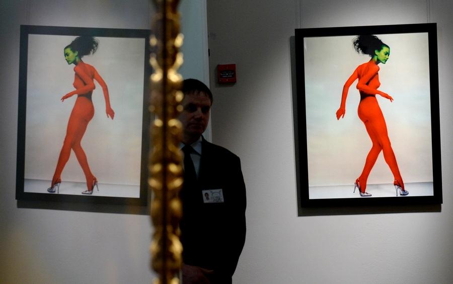 Открытие выставки «Обнаженные. От мрамора к фотографии» в ГМИИ им. А.С. Пушкина (12 фото)