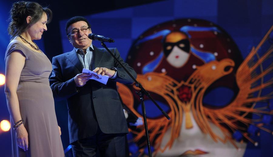 19-я Церемония вручения премии «Золотая маска» (16 фото)