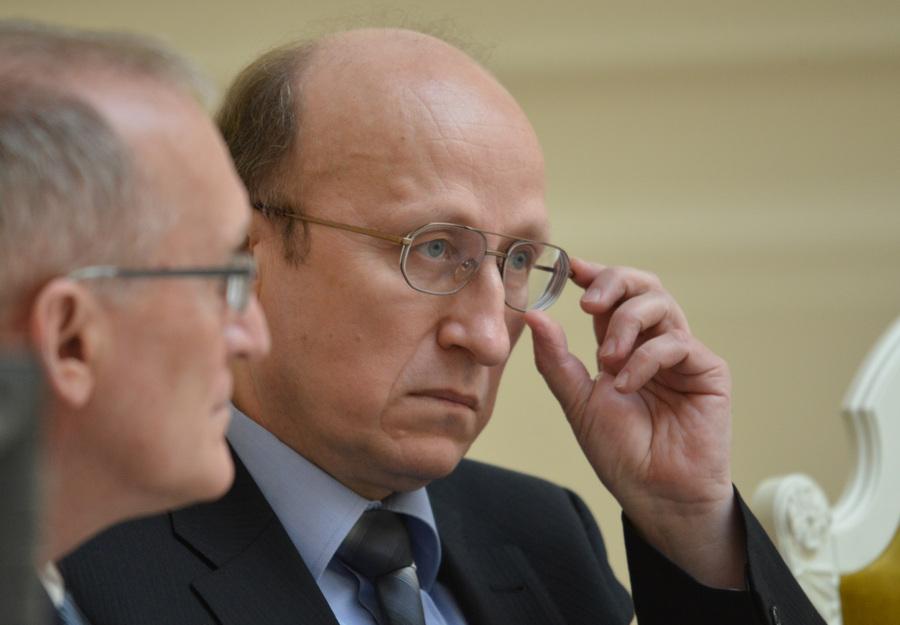 Заксобрание Санкт-Петербурга утвердило Михаила Мокрецова на пост вице-губернатора города (5 фото)
