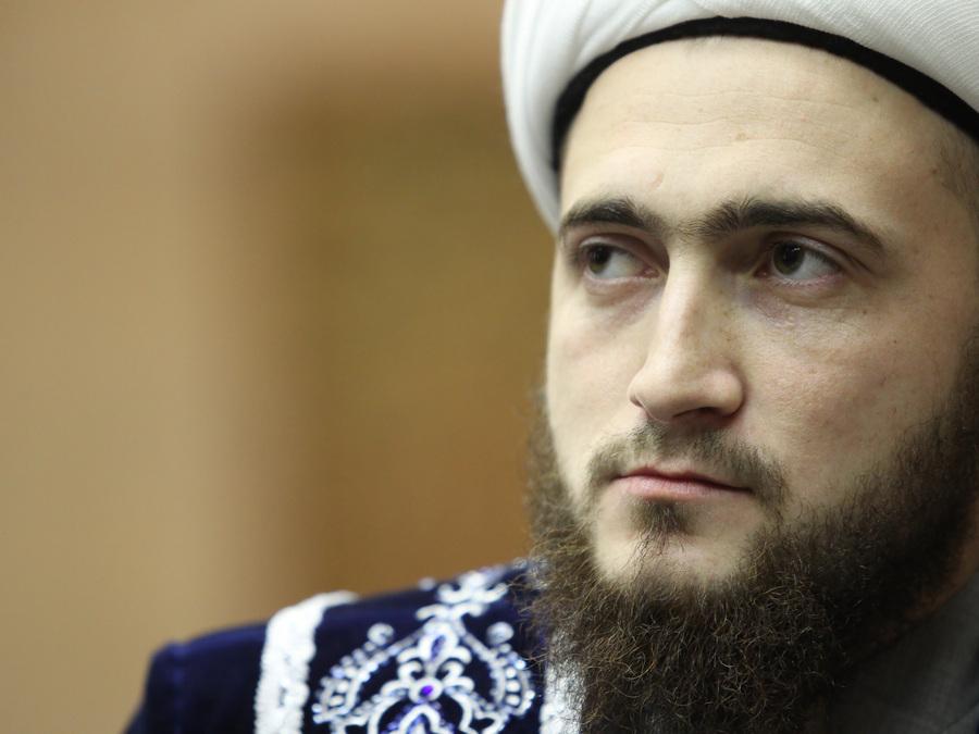 Главным муфтием Татарстана был избран Камиль хазрат Самигуллин (5 фото)