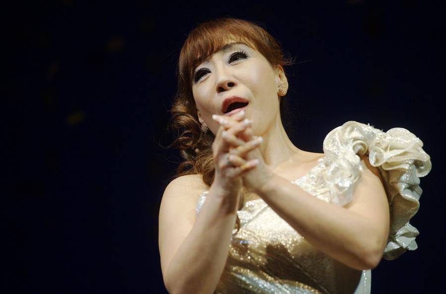 Концерт оперной дивы Суми Чо в рамках фестиваля «Королевы оперы» (6 фото)