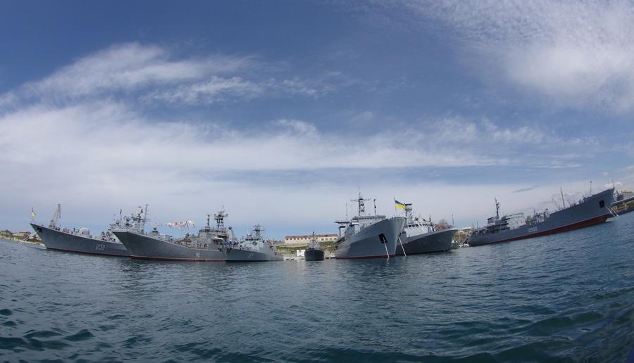 Корабли международного соединения «Blackseafor» прибыли в Севастополь (12 фото)