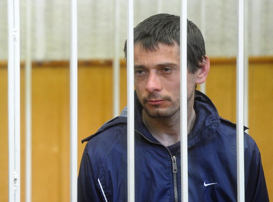 Суд арестовал Сергея Помазуна на два месяца (12 фото)