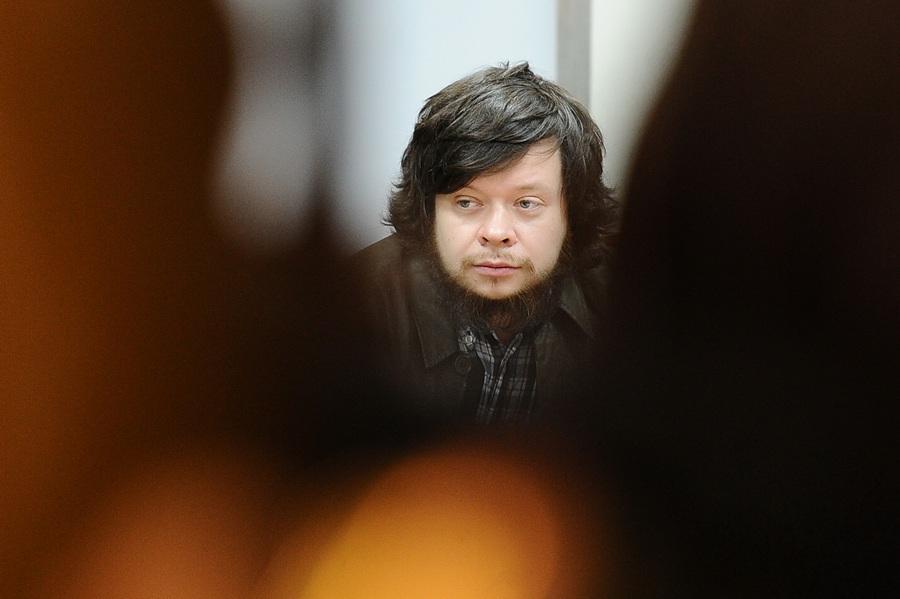 Оппозиционер Константин Лебедев получил 2,5 года за беспорядки на Болотной (7 фото)