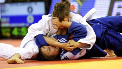 Чемпионат Европы по дзюдо в Будапеште (15 фото)