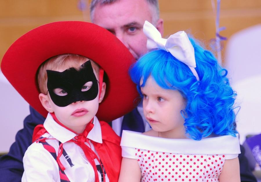 «Русский Детский Бал 2013» в Государственном Кремлёвском дворце (8 фото)