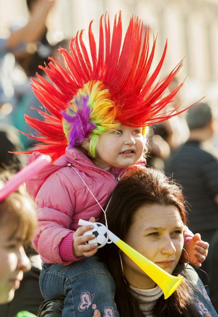«Юморина-2013»: День смеха по-одесски (8 фото)