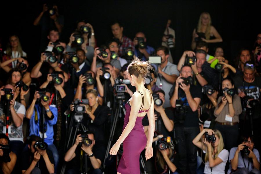 Первый день Недели моды в Сиднее (7 фото)