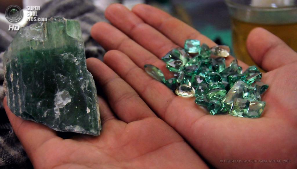 Как сделать драгоценный камень 270