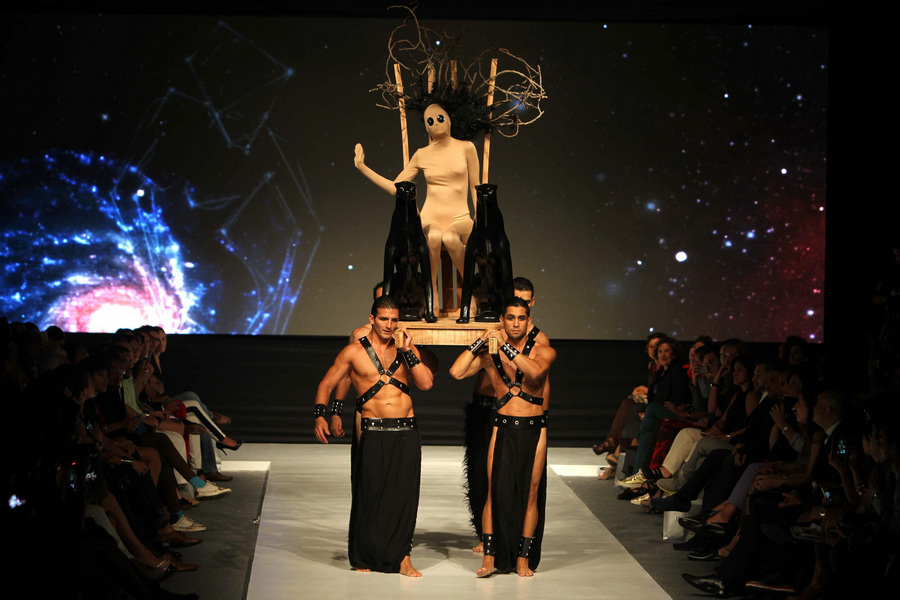 Неделя моды в Перу