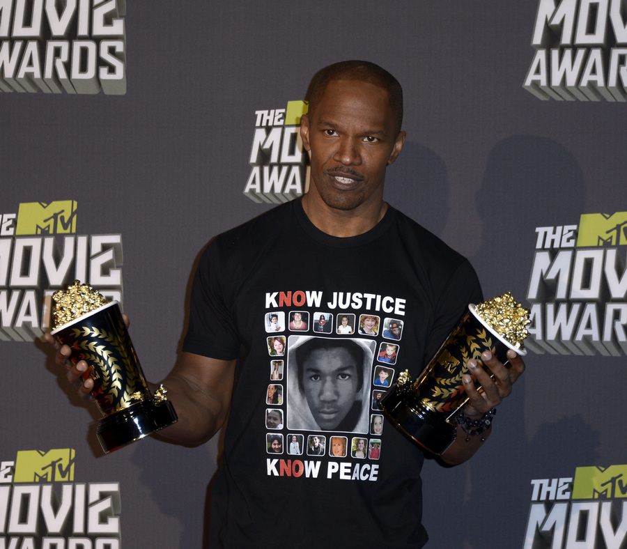Церемония вручения премии MTV Movie Awards в Калвер-Сити