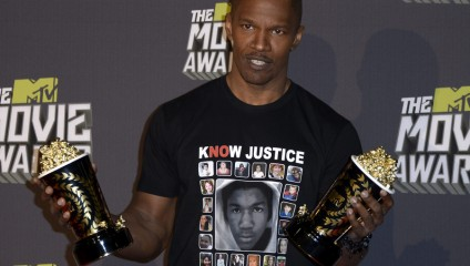 22-я церемония вручения премии MTV Movie Awards (16 фото)