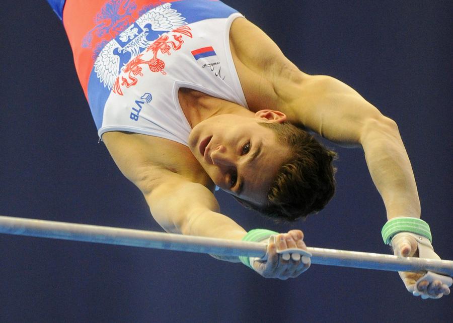 Чемпионат Европы по спортивной гимнастике в Москве