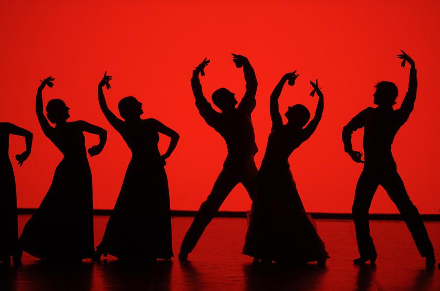 """Закрытие Международного фестиваля балета """"Dance Open-2013"""" в Санкт-Петербурге"""