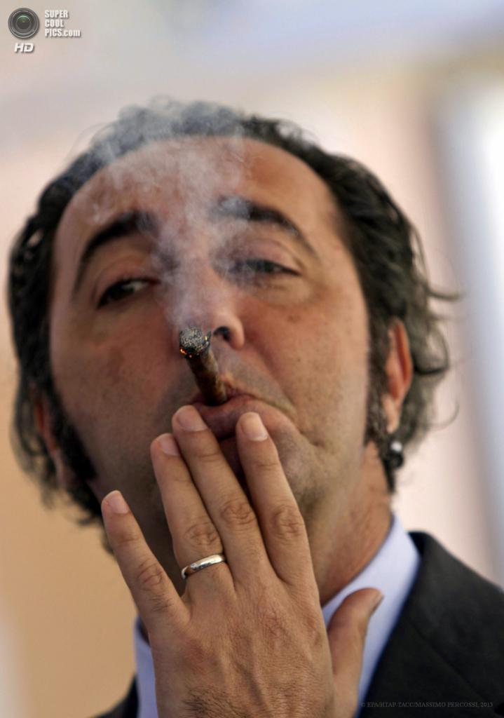 Итальянский режиссёр Паоло Соррентино. (EPA/ИТАР-ТАСС/MASSIMO PERCOSSI)