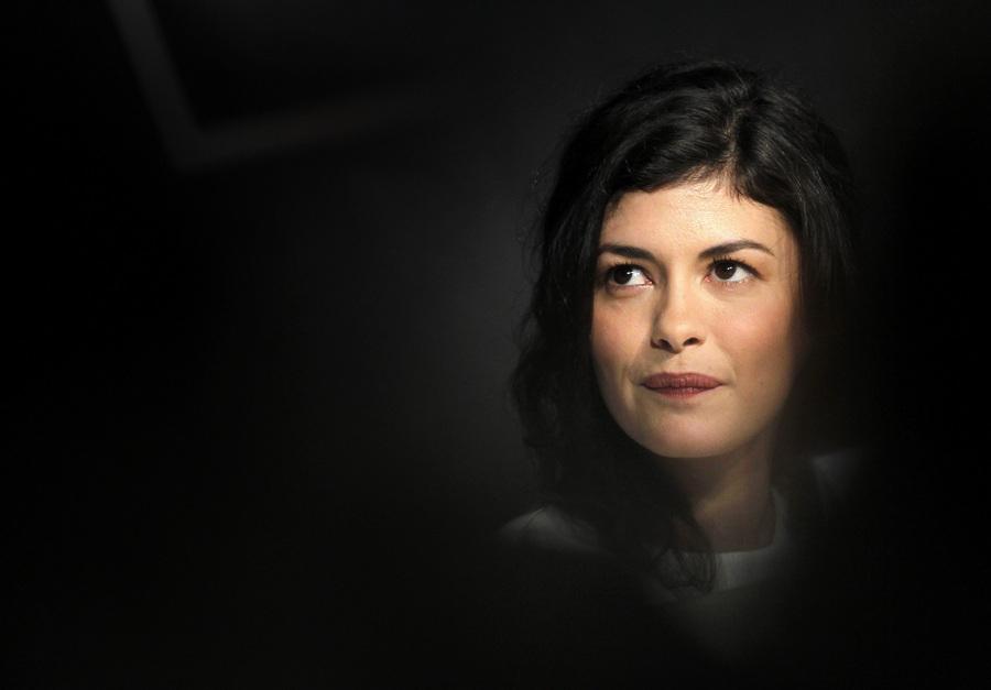 Одри Тоту станет ведущей 66-го Каннского кинофестиваля (2 фото)