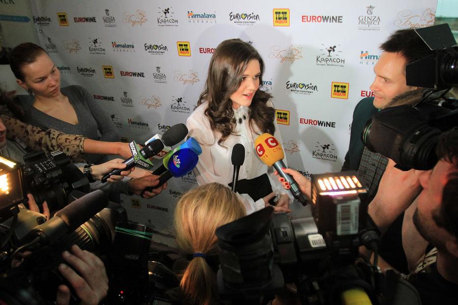 Официальная российская pre-party международного конкурса «Евровидение-2013» (10 фото)