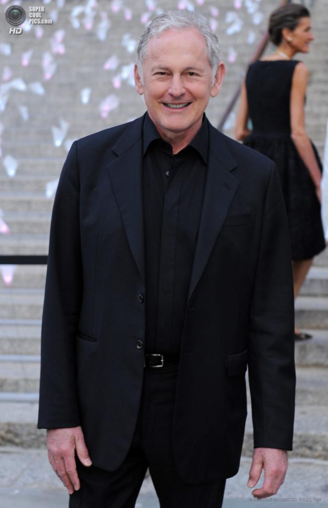 США. Нью-Йорк. 16 апреля. Канадский актёр Виктор Гарбер. (EPA/ИТАР-ТАСС/PETER FOLEY)