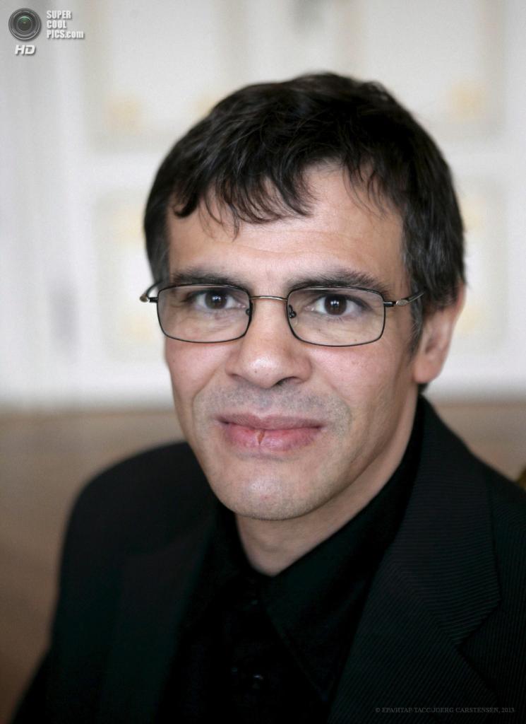Французский режиссёр Абделатиф Кешиш. (EPA/ИТАР-ТАСС/JOERG CARSTENSEN)