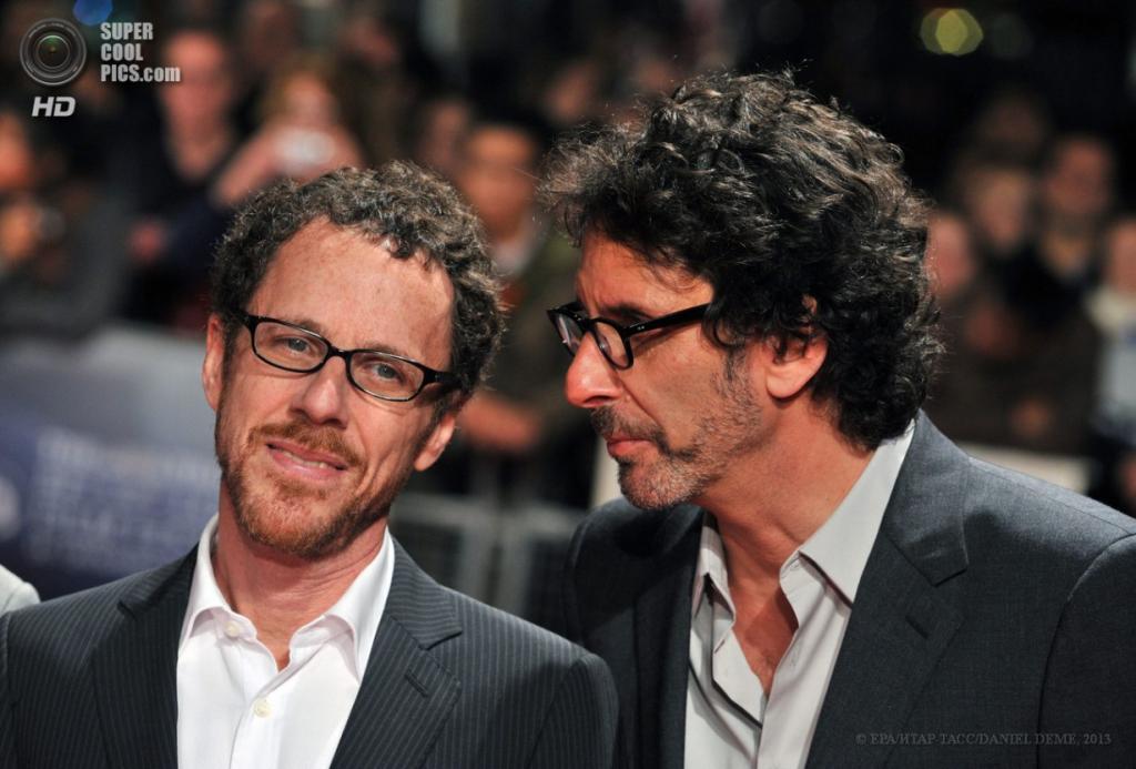 Американские режиссёры Итан и Джоэль Коэны. (EPA/ИТАР-ТАСС/DANIEL DEME)