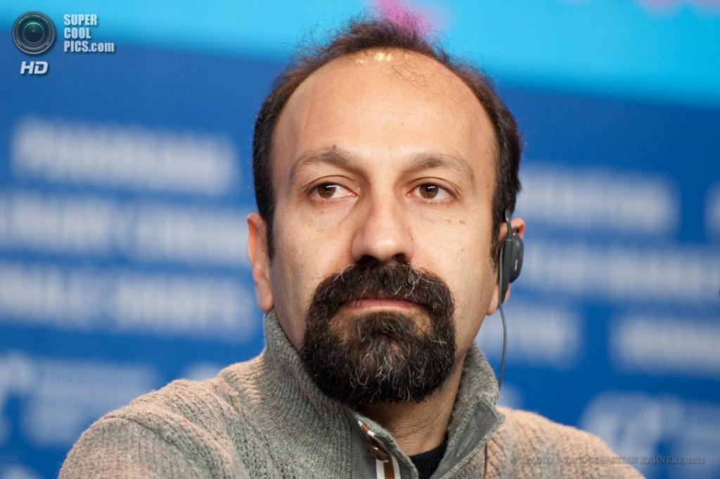 Иранский режиссёр Асгар Фархади. (EPA/ИТАР-ТАСС/SEBASTIAN KAHNERT)