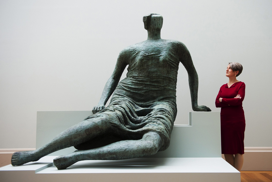 Выставка «Walk Through British Art» открылась в галерее Тейт-Британия (12 фото)