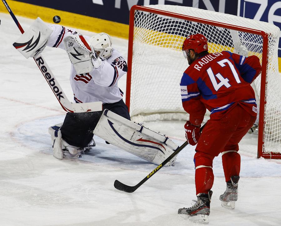 Сборная России вылетает с чемпионата мира по хоккею (18 фото)