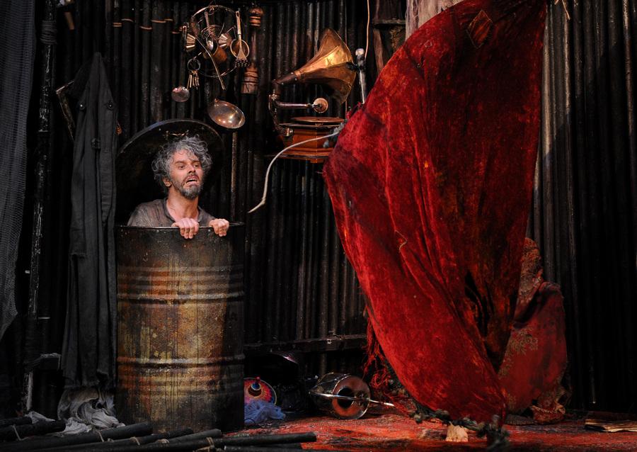 Спектакль «Рауль» Джеймса Тьере-Чаплина открыл XI Международный фестиваль им. А.П. Чехова (12 фото)