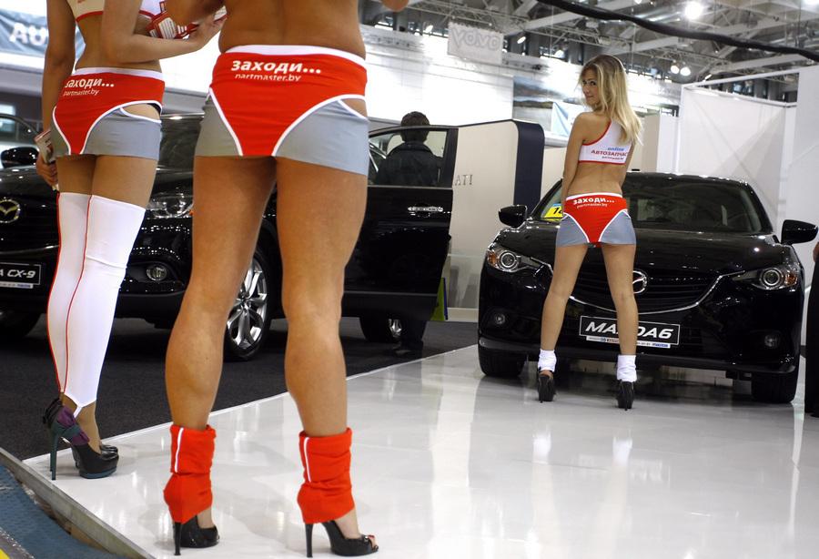В Минске открылся международный автосалон «Моторшоу-2013» (6 фото + видео)
