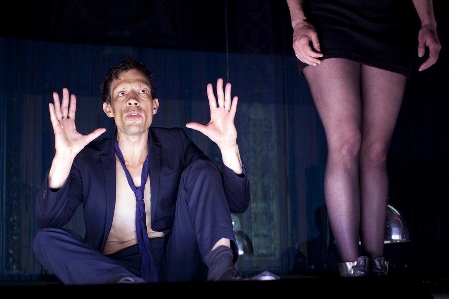 Гастроли венского театра «Шаушпильхаус» в Москве (8 фото)