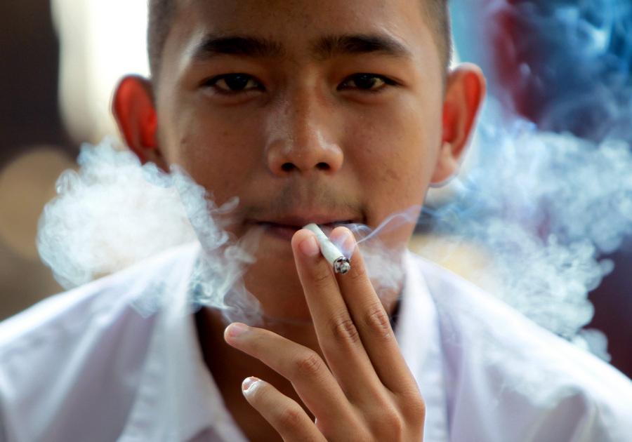 Всемирный день без табака (11 фото)