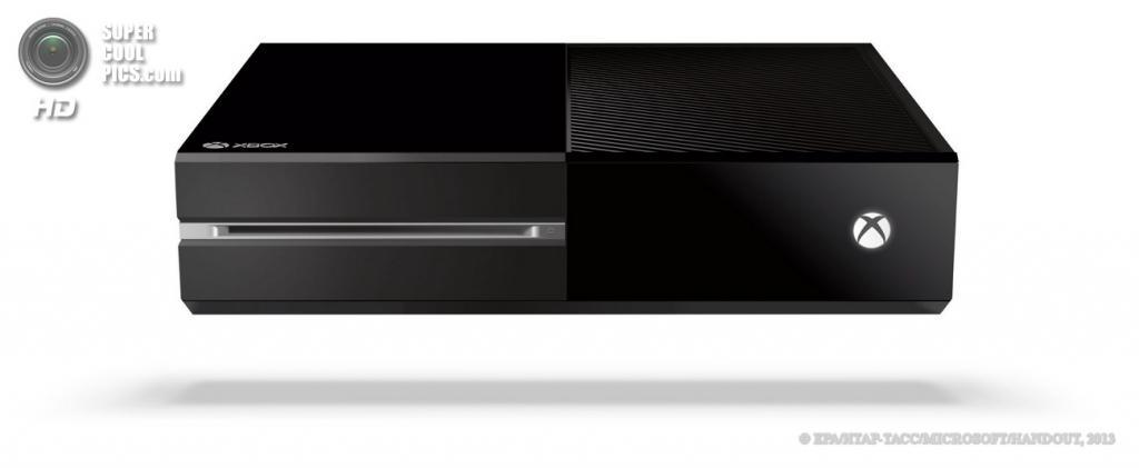 США. Редмонд, Вашингтон. 21 мая. Игровая консоль Xbox One. (EPA/ИТАР-ТАСС/MICROSOFT/HANDOUT)