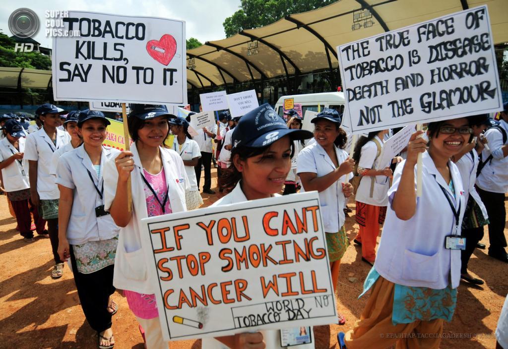 Как бросить курить с большем стажем
