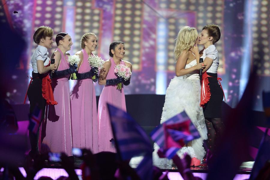 Итоги второго полуфинала «Евровидения-2013»