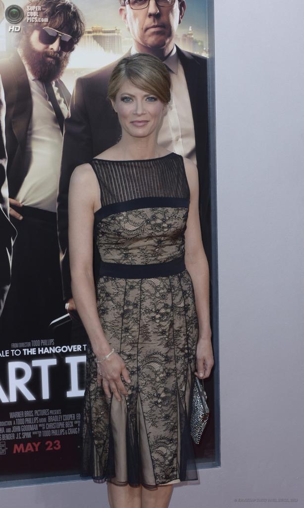 США. Лос-Анджелес, Калифорния. 20 мая. Актриса Джиллиан Вигмэн, сыгравшая Стефани. (EPA/ИТАР-ТАСС/PAUL BUCK)