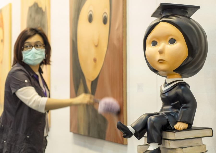 Выставка современного и традиционного искусства Art Beijing в Пекине