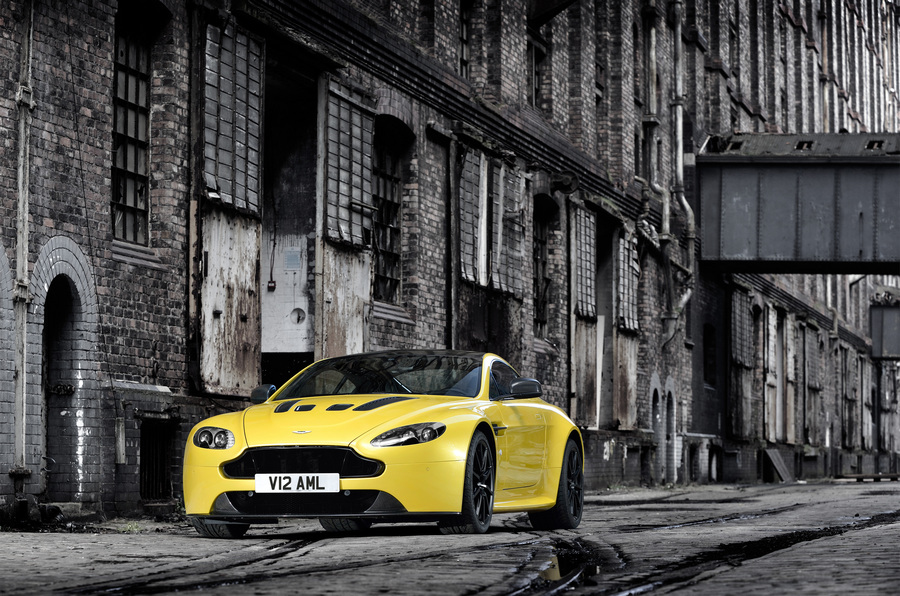 Самый быстрый Aston Martin (30 фото + HD-видео)