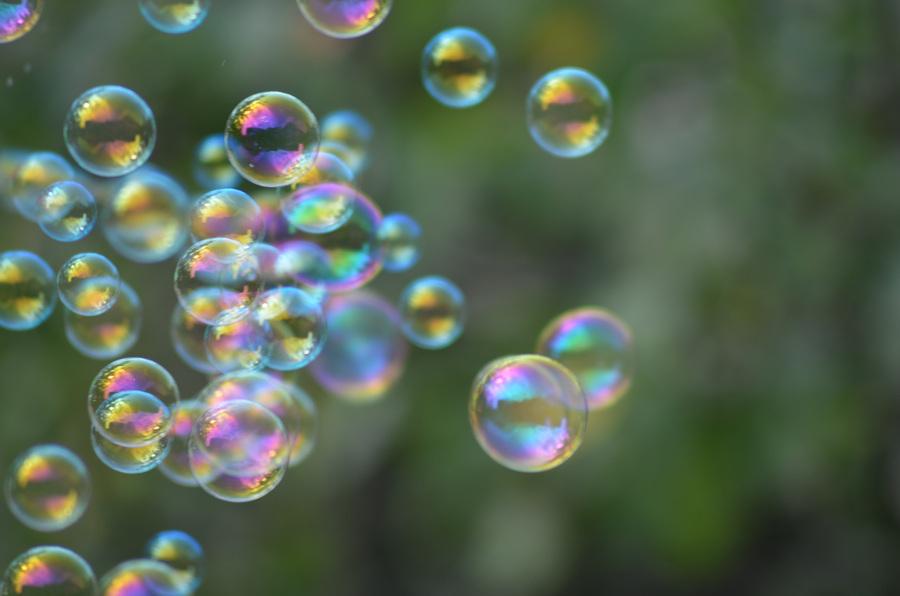 Мыльные пузыри (18 фото)