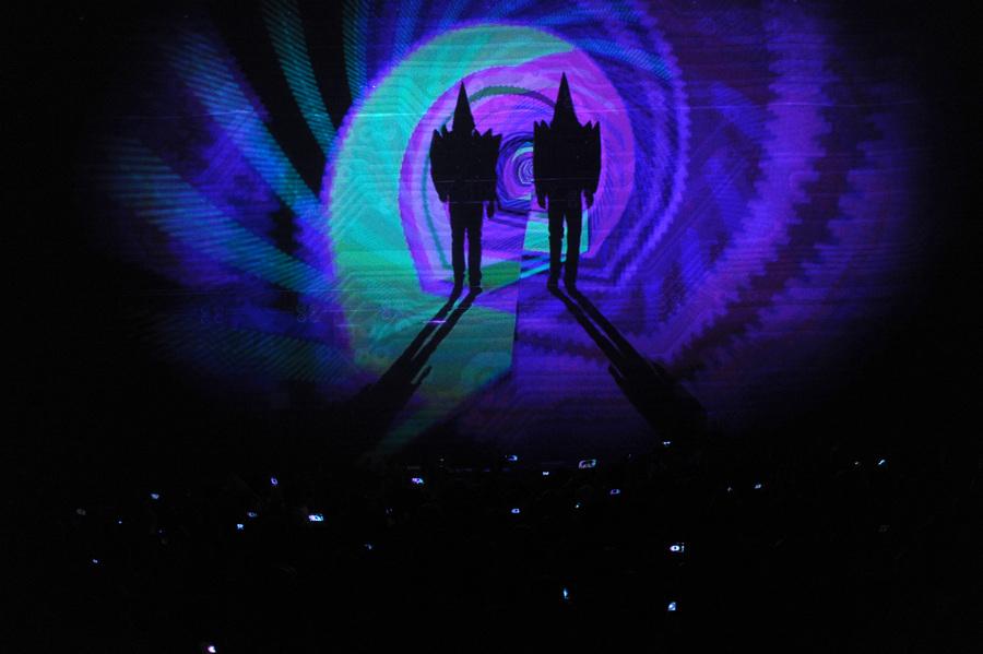 Pet Shop Boys выступили в Москве (10 фото)