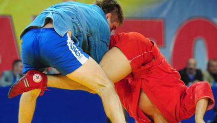 Российские самбисты — сильнейшие (10 фото)