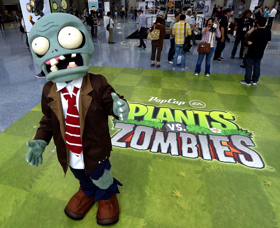 Обзор игровых новинок E3 2013 (9 фото + 13 HD-трейлеров)