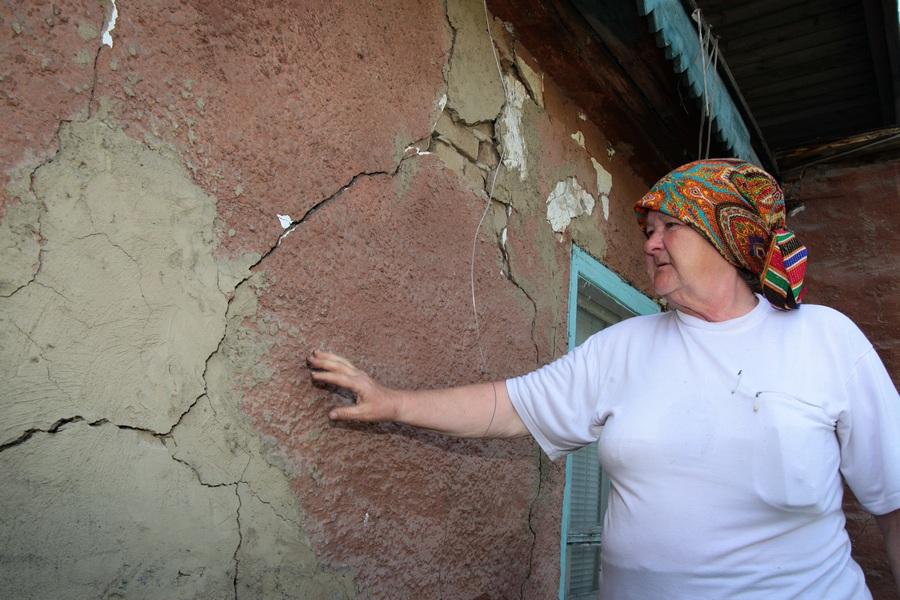 Последствия землетрясения в Кемеровской области (6 фото)