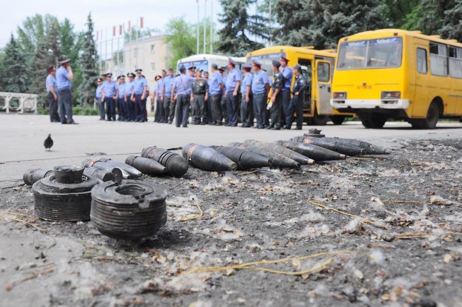 Взрывная ситуация в Самарской области (16 фото + HD-видео)