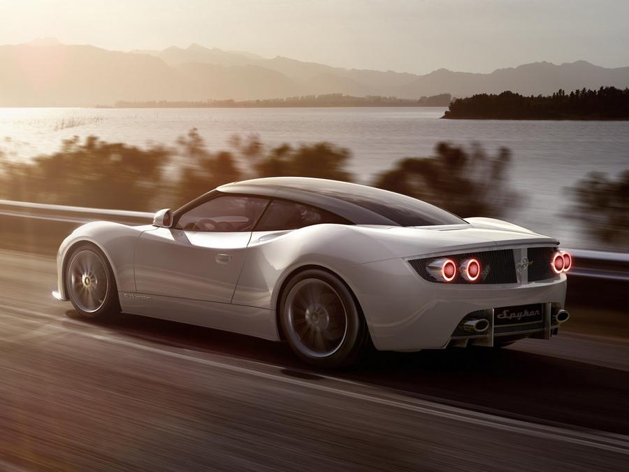 Spyker B6 Venator. (Spyker Cars)