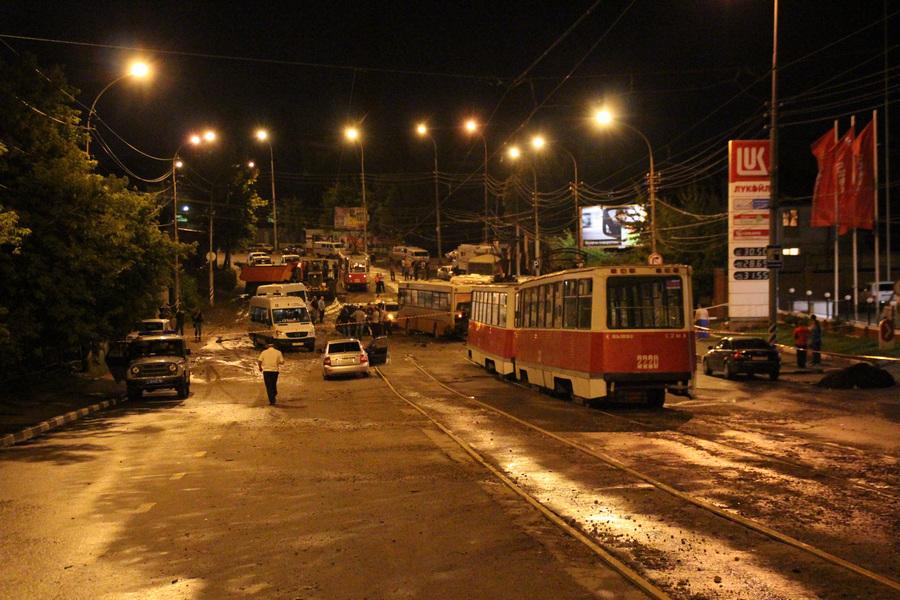 Масштабное ДТП в Саратове (5 фото + HD-видео)