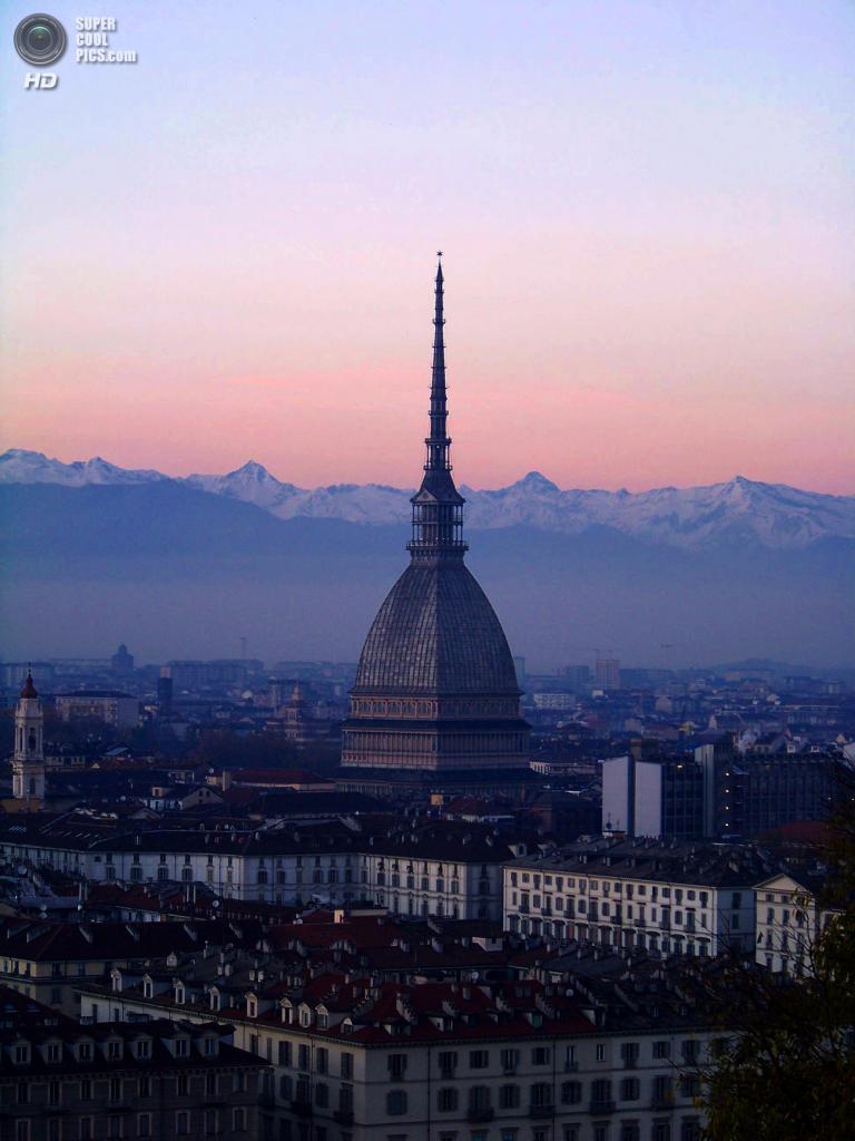 Путешествие в Турин (15 фото)